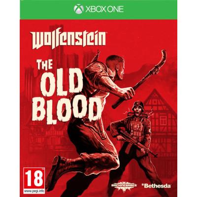 Wolfenstein: The Old Blood [Xbox One, русские субтитры]