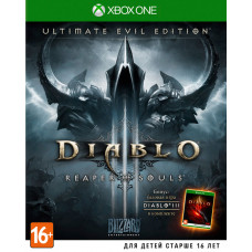 Diablo III: Reaper of Souls. Ultimate Evil Edition [Xbox One, русская версия]
