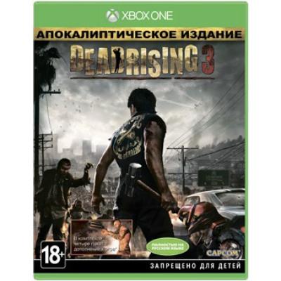 Dead Rising 3. Apocalypse Edition [Xbox One, русская версия]