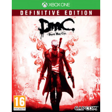 DmC Devil May Cry Definitive Edition [Xbox One, русские субтитры]
