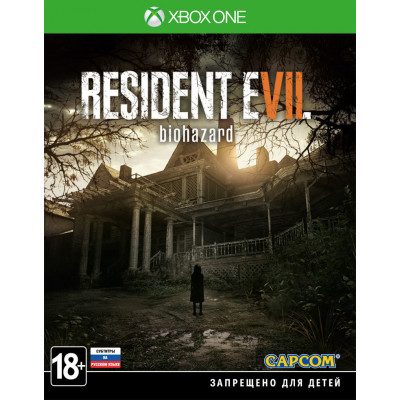 Resident Evil 7: Biohazard [Xbox One, русские субтитры]