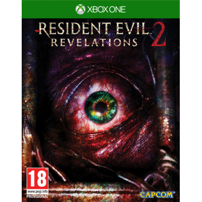 Resident Evil: Revelations 2 [Xbox One, русские субтитры]