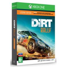 Dirt Rally Legend Edition [Xbox One, русская версия]