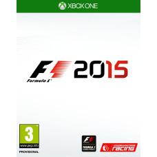 F1 2015 [Xbox One, русская документация]