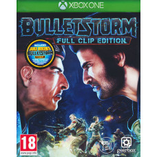 Bulletstorm. Full Clip edition [Xbox One, русские субтитры]