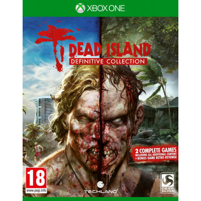 Dead Island: Definitive Collection [Xbox One, русские субтитры]