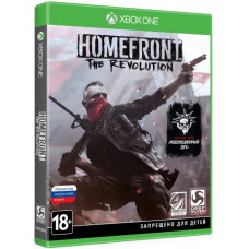 Homefront: The Revolution. Day One Edition [Xbox One, русская версия]