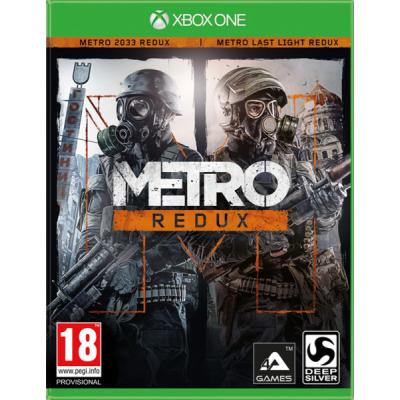 Метро 2033: Redux [Xbox One, русская версия]
