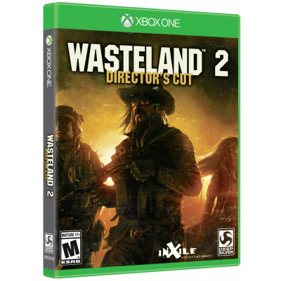 Wasteland 2: Director's Cut [Xbox One, русские субтитры]