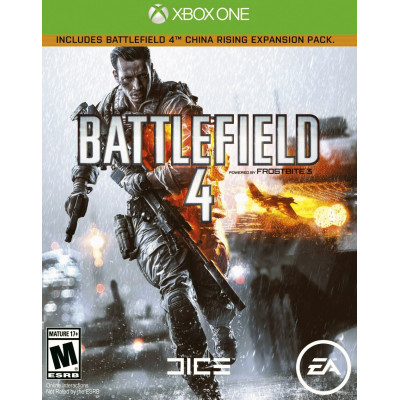 Battlefield 4. Premium Edition [Xbox One, русская версия]