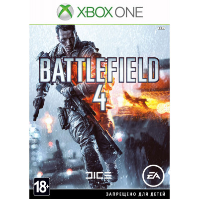 Battlefield 4 [Xbox One, русская версия]