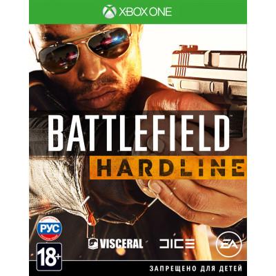 Battlefield Hardline [Xbox One, русская версия]