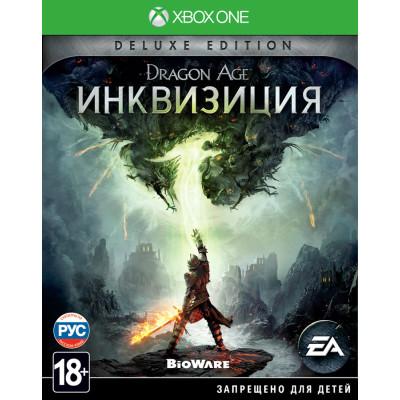 Dragon Age: Инквизиция. Deluxe Edition [Xbox One, русские субтитры]