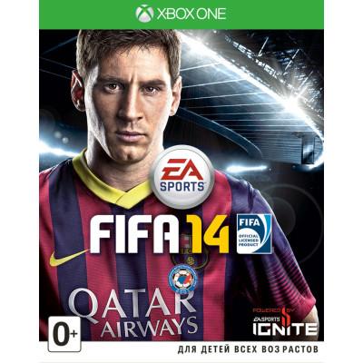 FIFA 14 [Xbox One, русская документация]