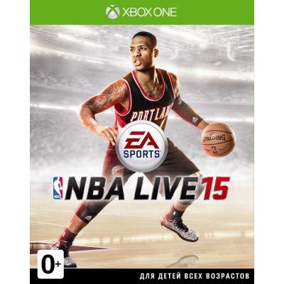 NBA Live 15 [Xbox One, русская документация]