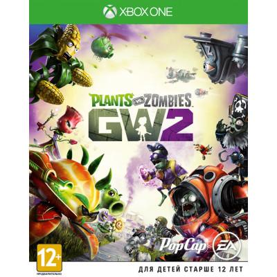 Plants vs Zombies Garden Warfare 2 [Xbox One, английская версия]