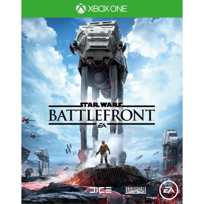 Star Wars: Battlefront [Xbox One, русская версия]