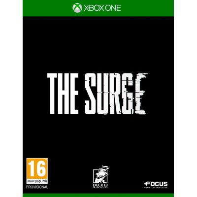 The Surge [Xbox One, русские субтитры]