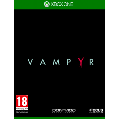 Vampyr [Xbox One, русские субтитры]
