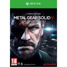 Metal Gear Solid V: Ground Zeroes [Xbox One, русские субтитры]