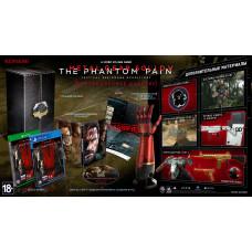 Metal Gear Solid V: The Phantom Pain. Коллекционное издание [Xbox One, русские субтитры]