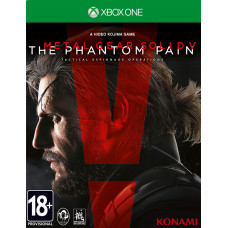 Metal Gear Solid V: The Phantom Pain [Xbox One, русские субтитры]
