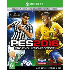 Pro Evolution Soccer 2016 [Xbox One, русские субтитры]
