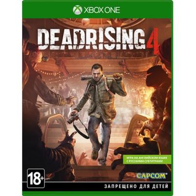 Dead Rising 4 [Xbox One, русские субтитры]