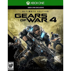 Gears of War 4. Ultimate Edition [Xbox One, русские субтитры]