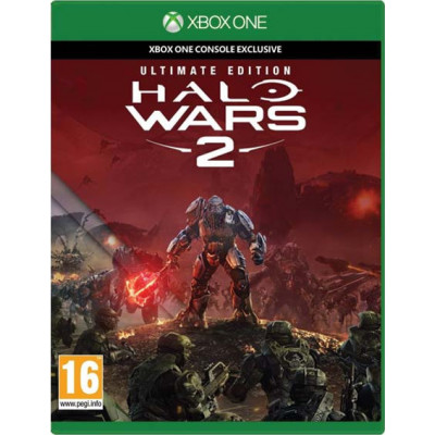 Halo Wars 2. Ultimate Edition [Xbox One, русские субтитры]