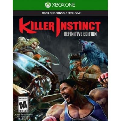 Killer Instinct. Definitive Edition [Xbox One, русская версия]