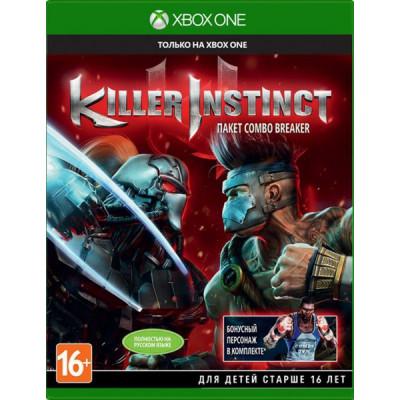 Killer Instinct [Xbox One, русские субтитры]