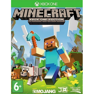 Minecraft [Xbox One, русские субтитры]