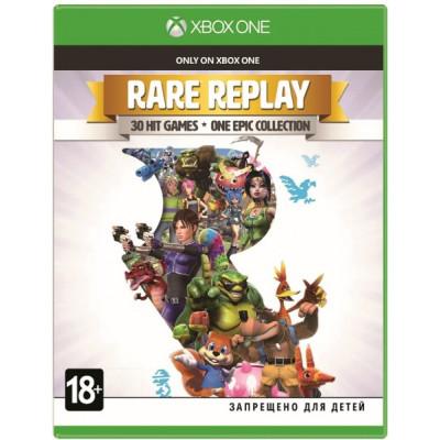 Rare Replay (сборник 30 игр) [Xbox One, английская версия]
