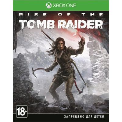 Rise of the Tomb Raider [Xbox One, русская версия]
