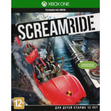Scream Ride [Xbox One, русская версия]