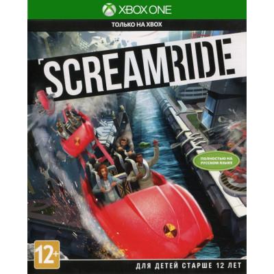 Игра для Xbox One Scream Ride (русская версия)