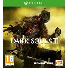 Dark Souls III [Xbox One, русские субтитры]