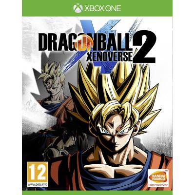 Dragon Ball Xenoverse 2 [Xbox One, английская версия]