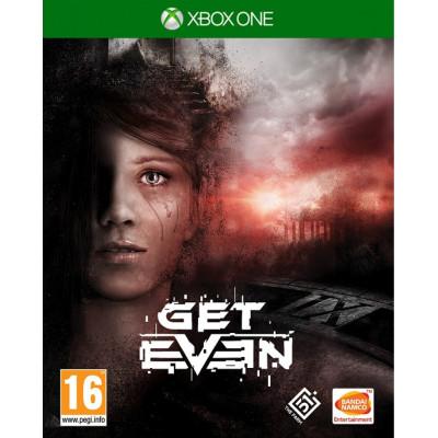 Get Even [Xbox One, английская версия]