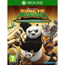Kung Fu Panda: Showdown of Legendary Legends [Xbox One, русские субтитры]