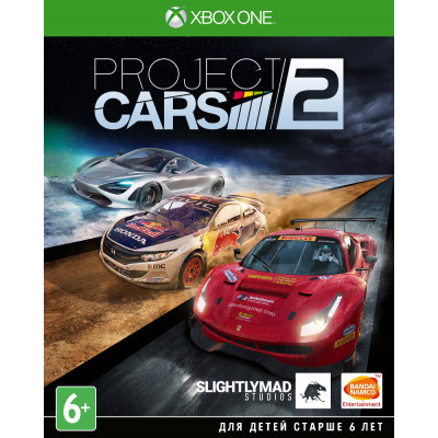 Project Cars 2 [Xbox One, русские субтитры]