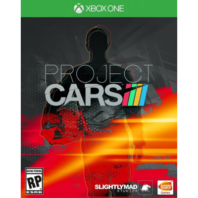 Project Cars. Limited Edition [Xbox One, русские субтитры]