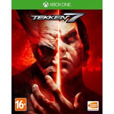 Tekken 7 [Xbox One, русские субтитры]
