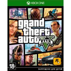 Grand Theft Auto V [Xbox One, русские субтитры]