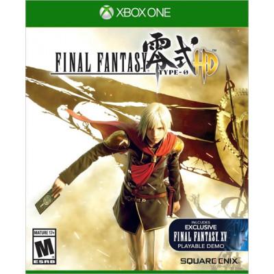 Final Fantasy Type-0 HD [Xbox One, английская версия]