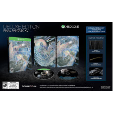 Final Fantasy XV. Deluxe Edition [Xbox One, русские субтитры]