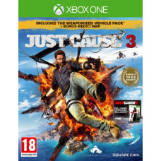 Just Cause 3. Special Edition [Xbox One, английская версия]
