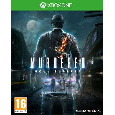 Murdered: Soul Suspect [Xbox One, английская версия]