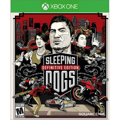 Sleeping Dogs: Definitive Edition [Xbox One, русские субтитры]